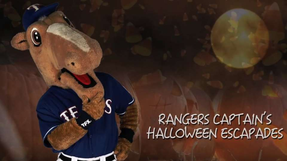 Rangers' Captain startles guests