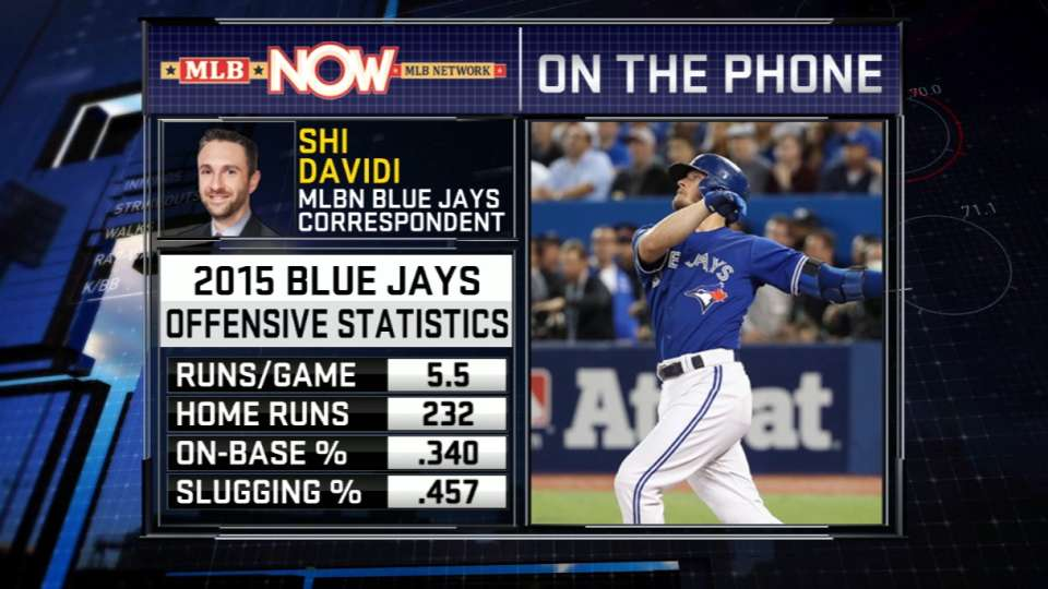 Shi Davidi talks Blue Jays
