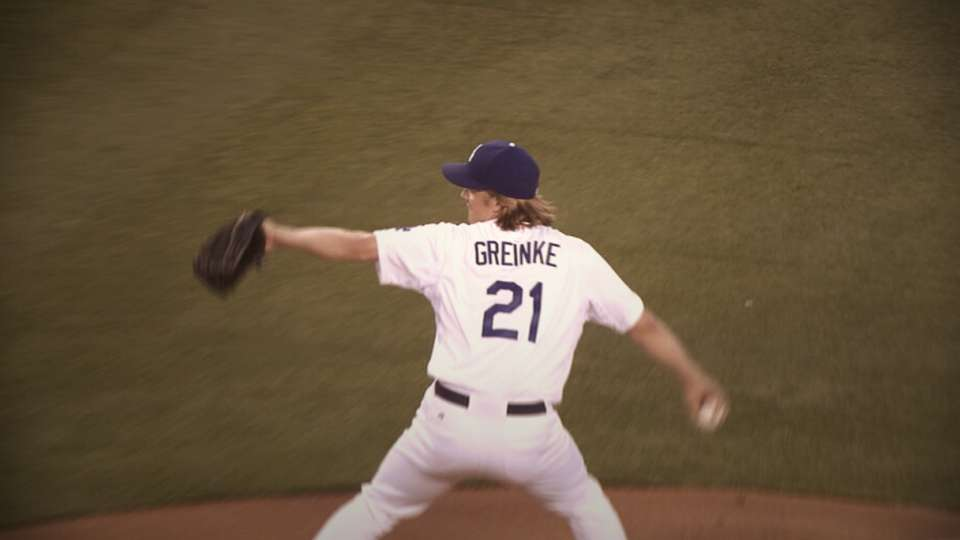 Greinke is NL Cy Young runner-up