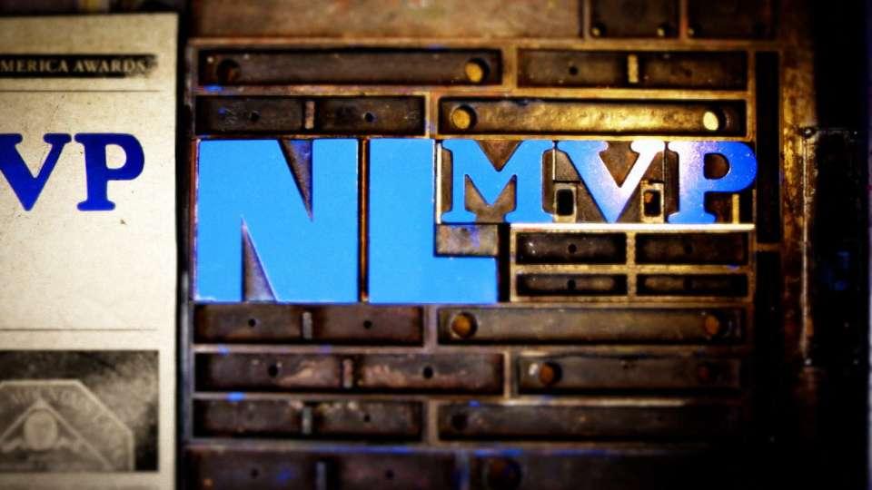 2015 NL MVP Award finalists