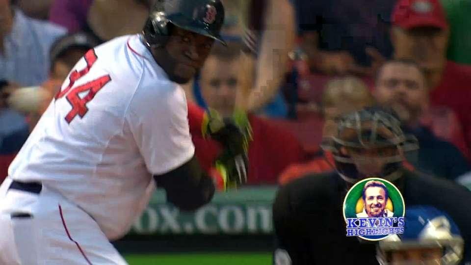 Kevin's Highlights: Ortiz