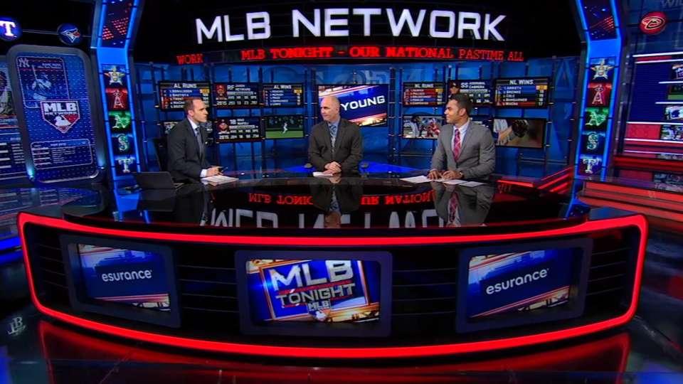 MLB Tonight: Cy Young winners