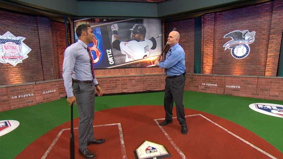 Diamond Demo on MLB Tonight