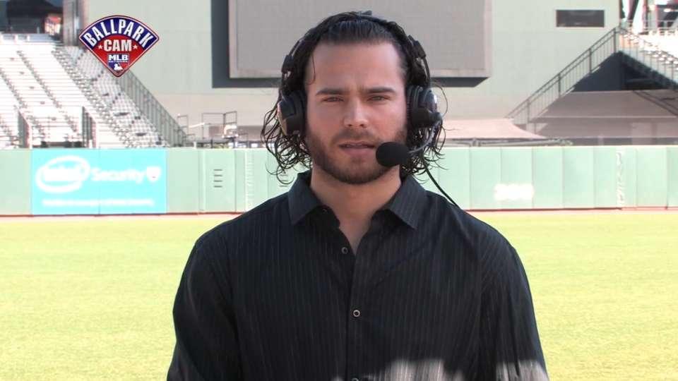 MLB Tonight: Brandon Crawford