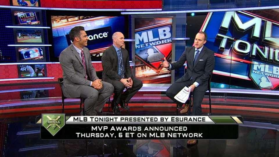 MLB Tonight: MVP Finalists