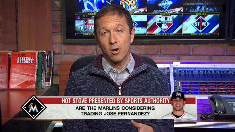 Rosenthal talks Marlins, awards