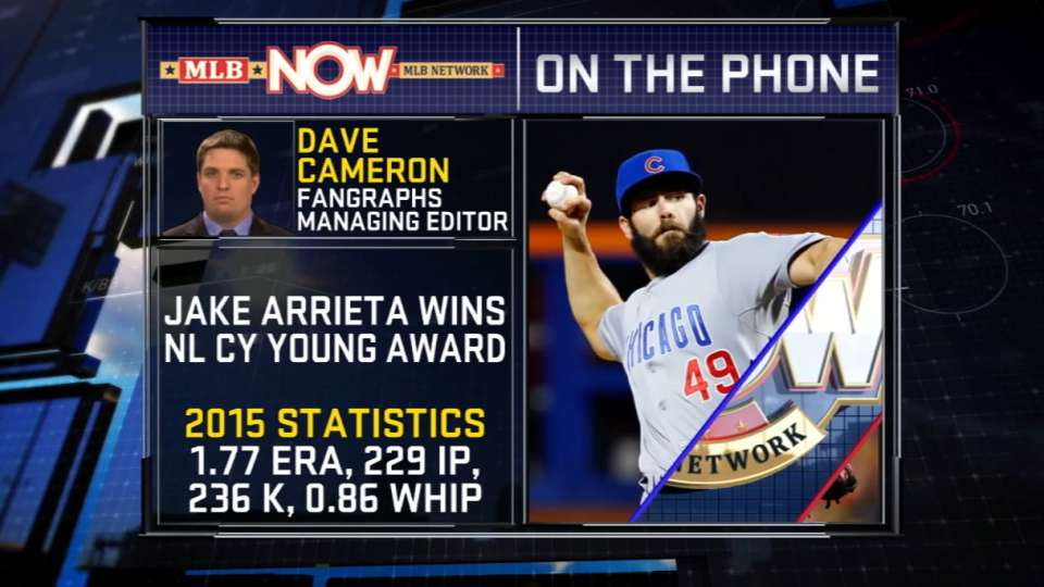 MLB Now: Cy Young winners