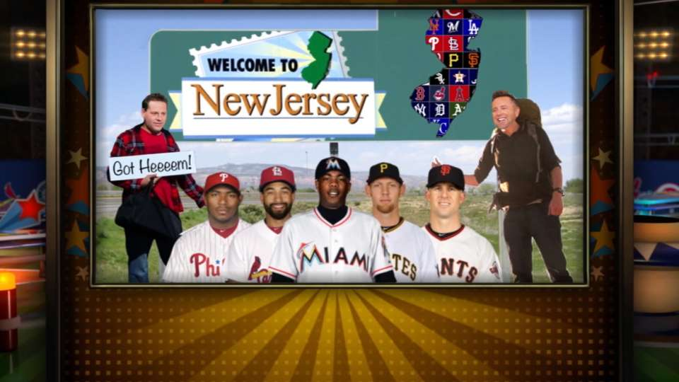 Intentional Talk: Jersey Draft