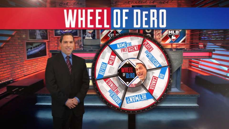 Wheel of DeRo on Hot Stove