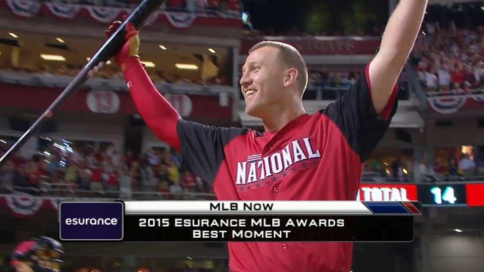 MLB Now: Esurance Awards