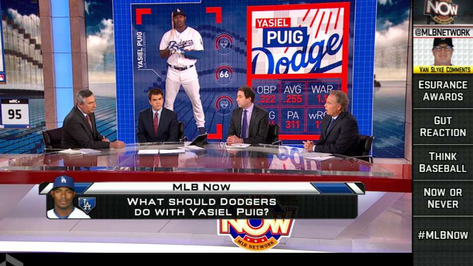MLB Now on Puig, Cano