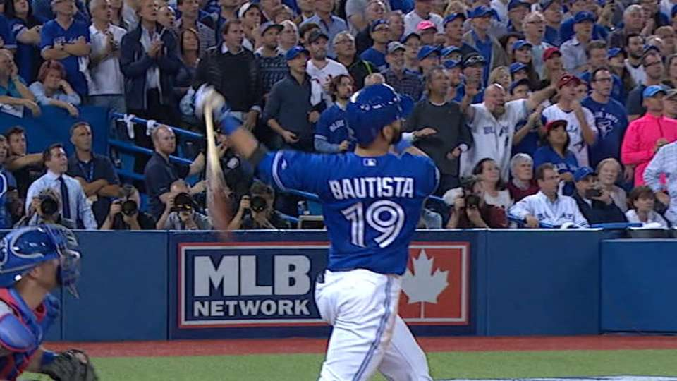 Best Play, Offense: Bautista