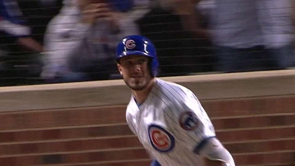 Best Rookie: Kris Bryant