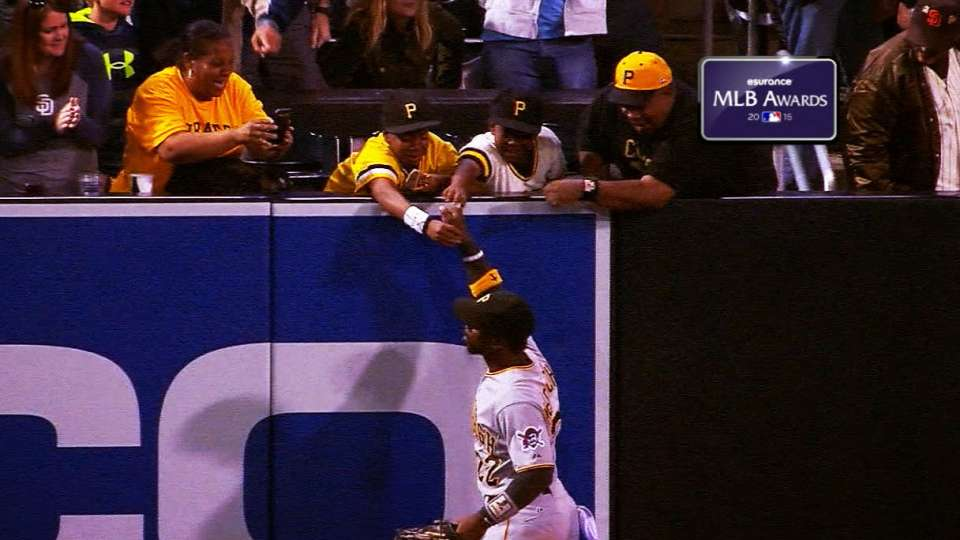 Best Fan Interaction: McCutchen