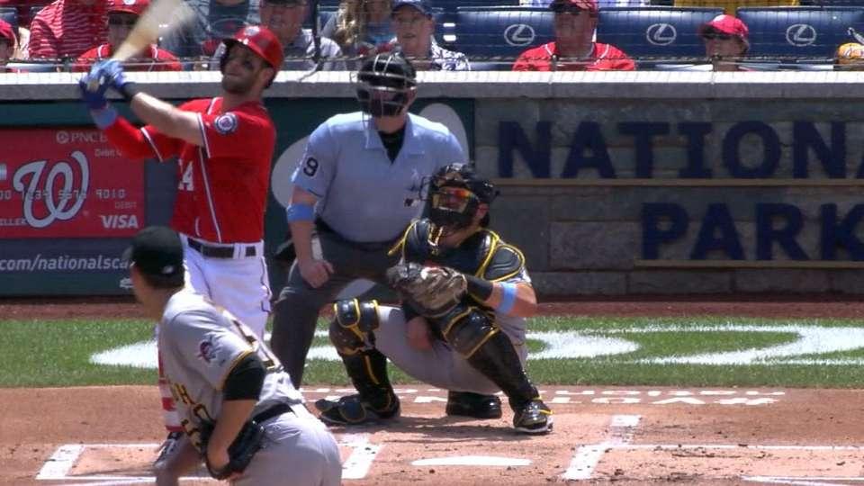 Best Major Leaguer: Bryce Harper