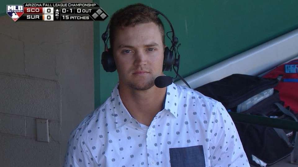 Engel on batting title