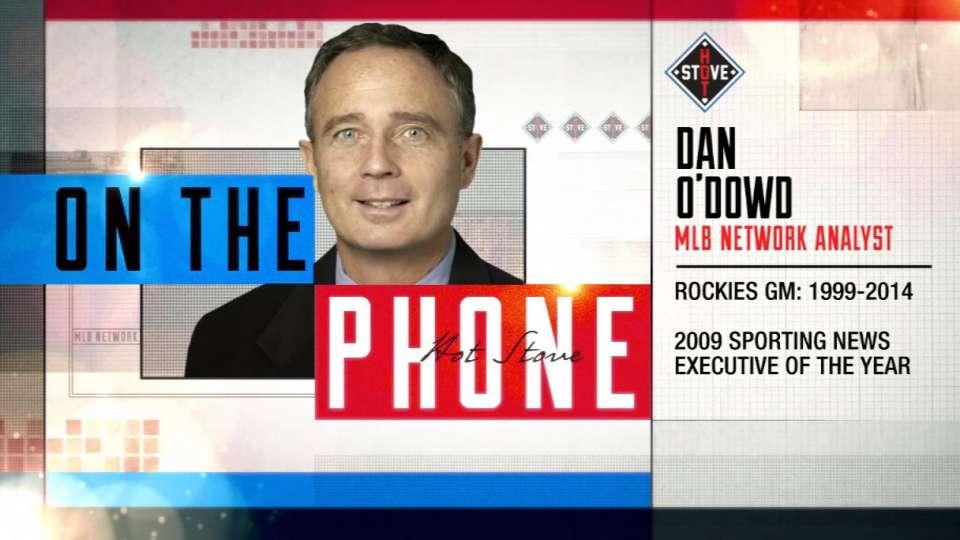 Dan O'Dowd on MLB's new stars