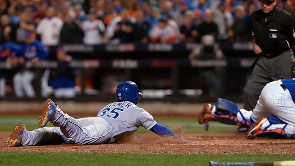 World Series: Hosmer ties it