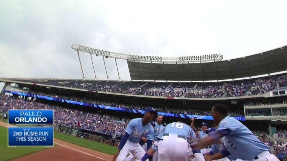 Orlando's walk-off grand slam