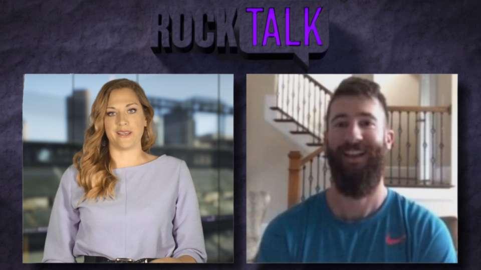 Rock Talk: Charlie Blackmon