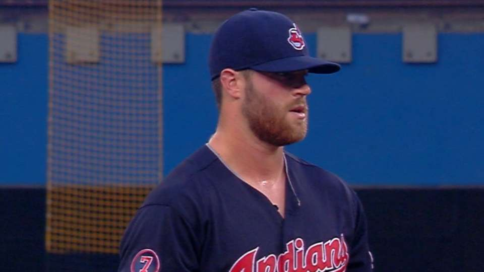 Anderson stymies Blue Jays