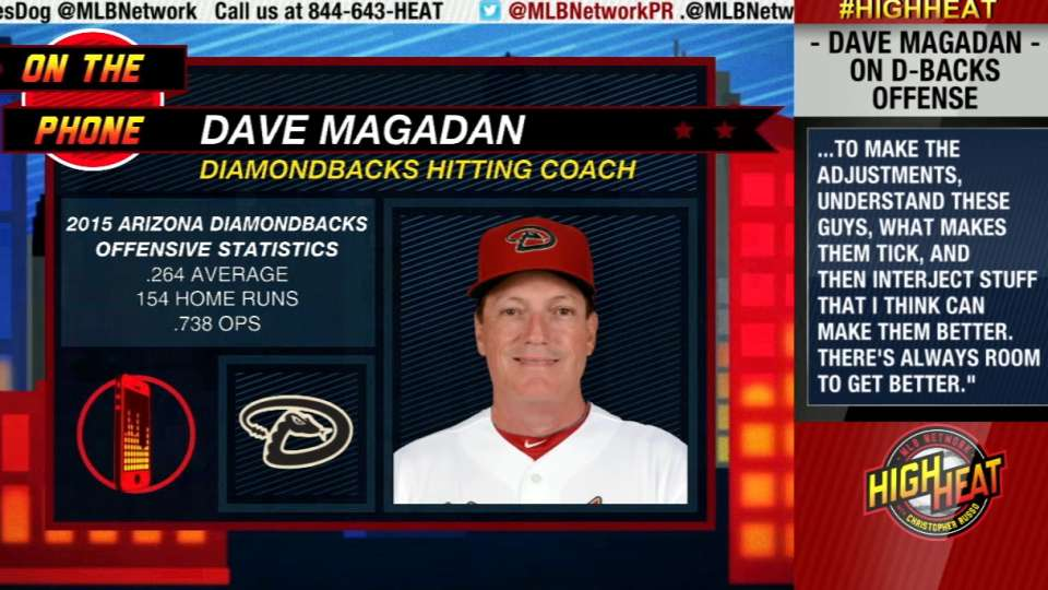 Dave Magadan joins High Heat