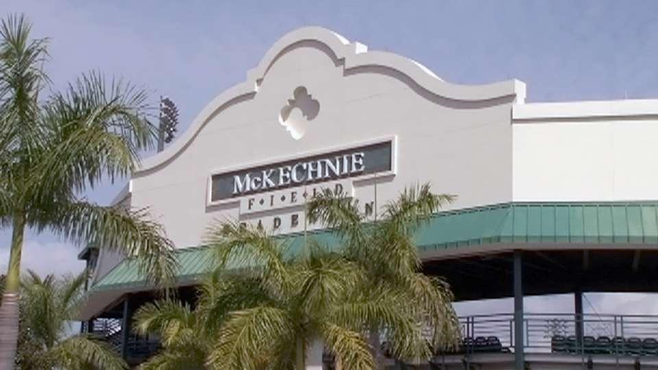 McKechnie Field Grand Reopening