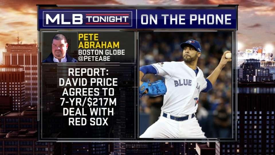 MLB Tonight: Pete Abraham
