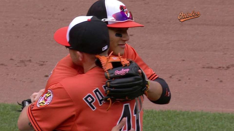 O's record 5,000th win