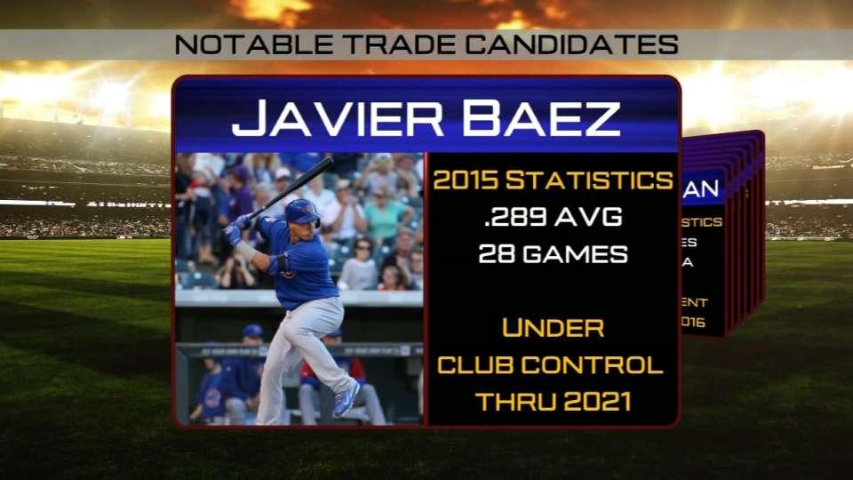 MLB Tonight on potential trades