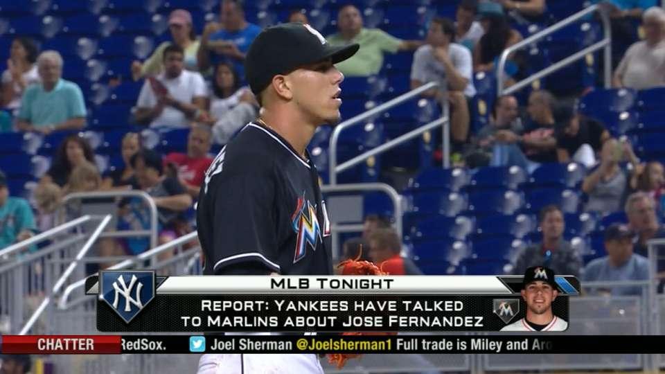 MLB Tonight on Fernandez