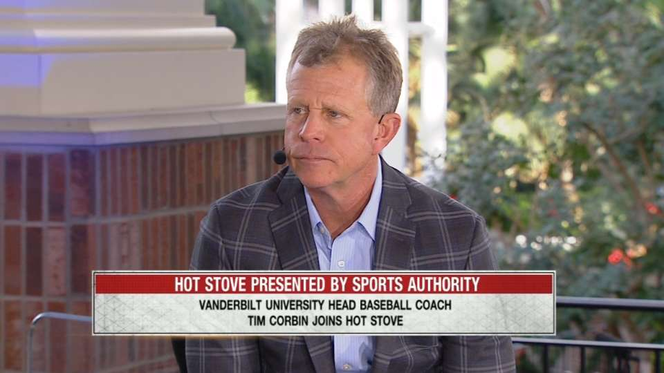 Tim Corbin joins Hot Stove