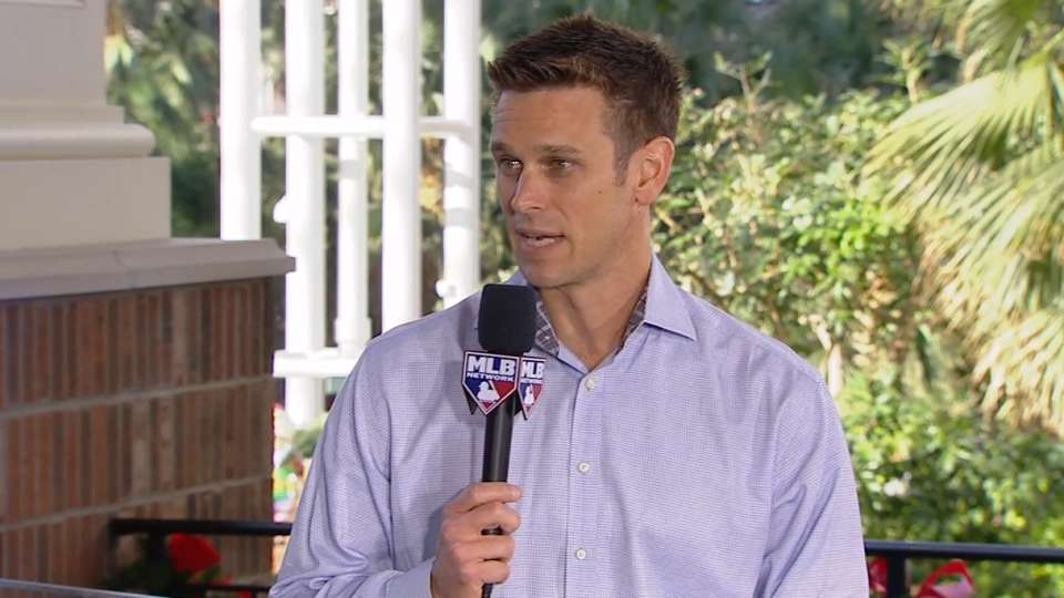 Dipoto on restructuring Mariners