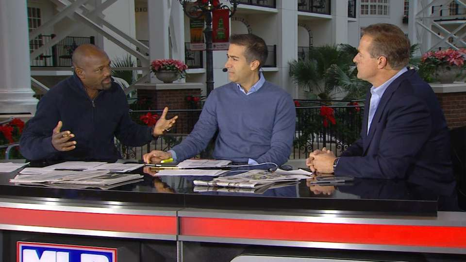 Leiter on Winter Meetings frenzy