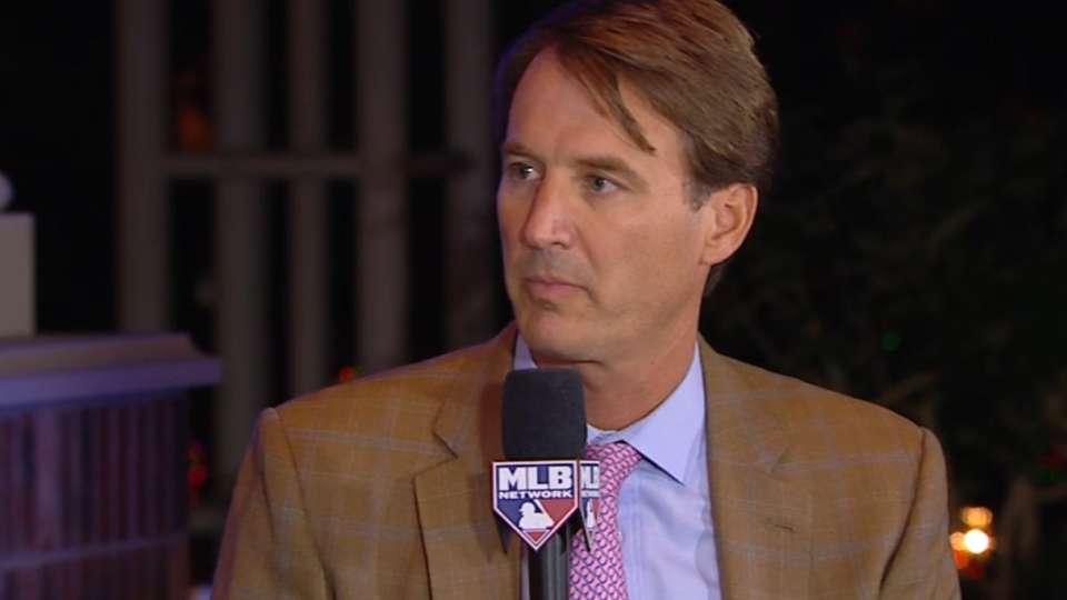 Williams joins MLB Tonight