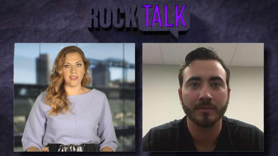 Rock Talk: Chad Bettis