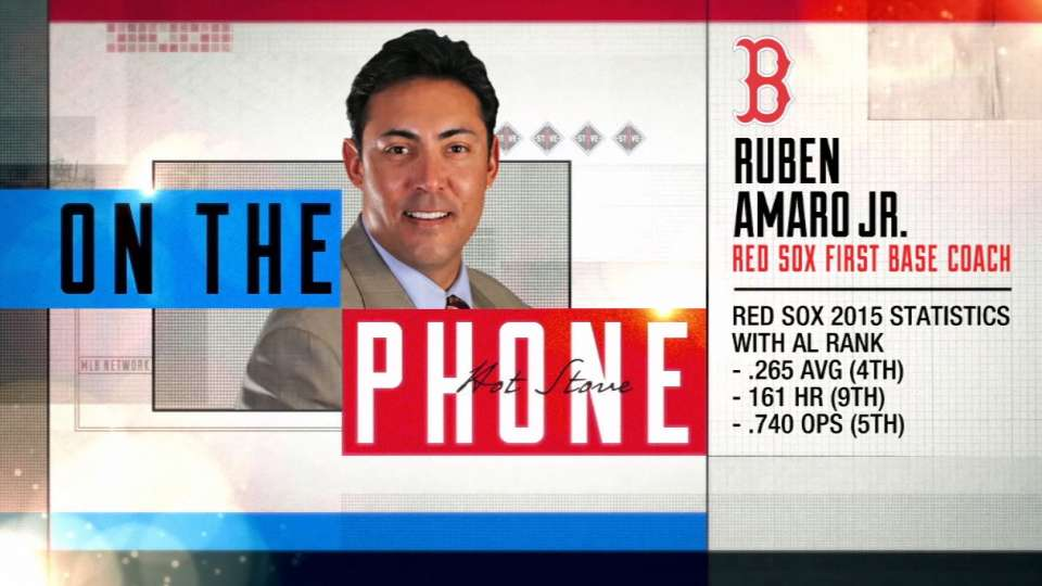 Hot Stove: Ruben Amaro Jr.