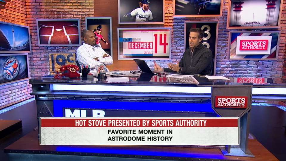 Hot Stove: Astrodome memories