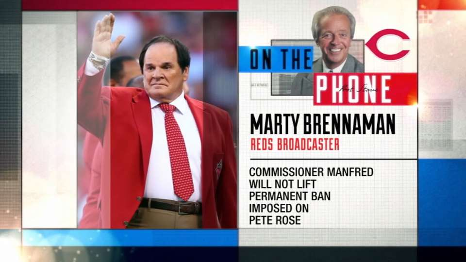 Brennaman on Rose's ban