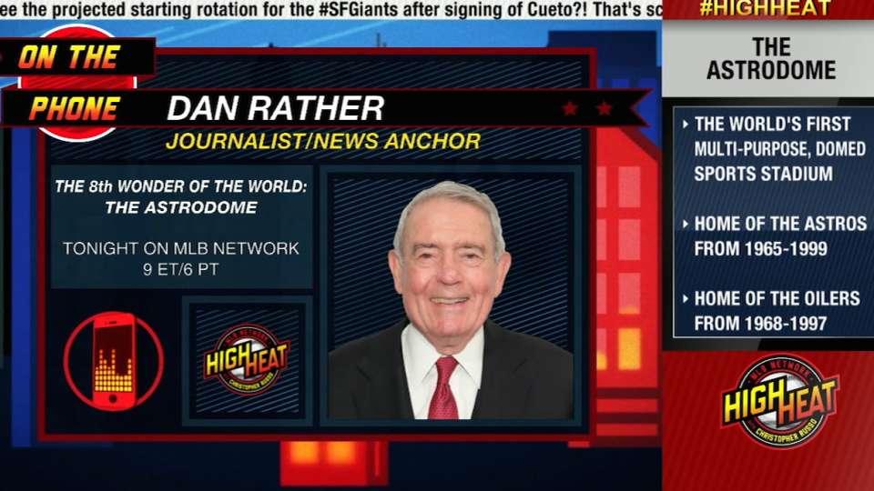 Dan Rather joins High Heat