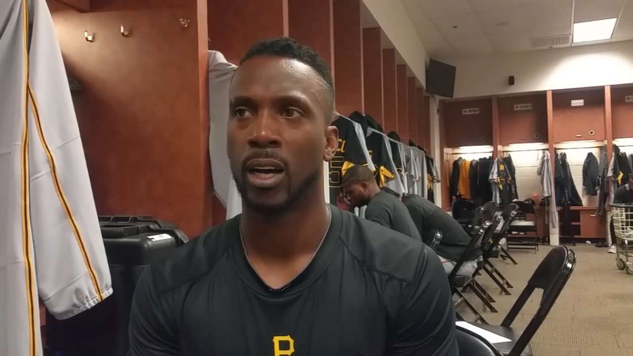 Andrew McCutchen just as proud of mom as she is of him | MLB.com