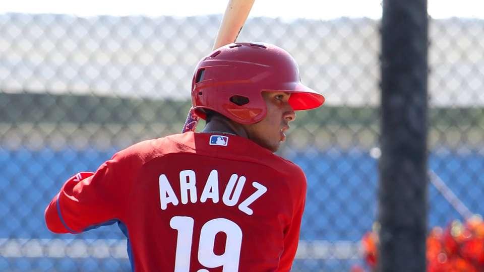 Top Prospects: Arauz, HOU