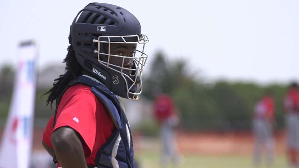 MLB African Elite Camp