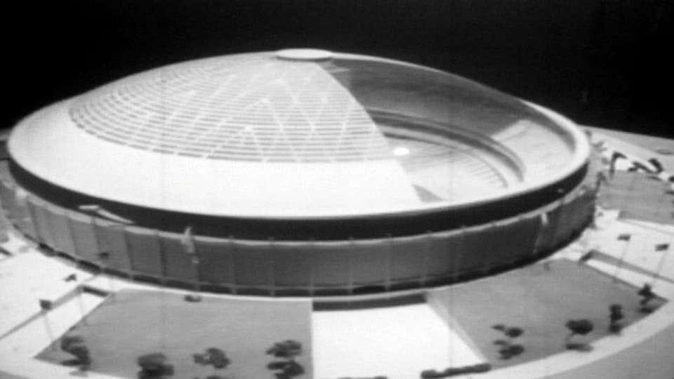 Astrodome: Wave of the future