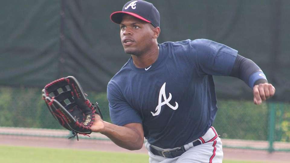 Dian Toscano - Atlanta Braves