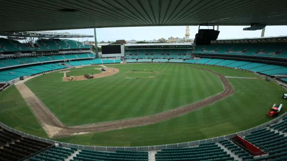 Sydney Cricket Ground makeover