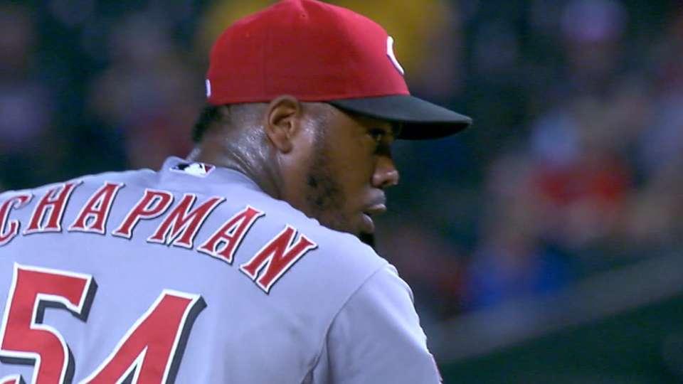 MLB Tonight on Chapman to Yanks