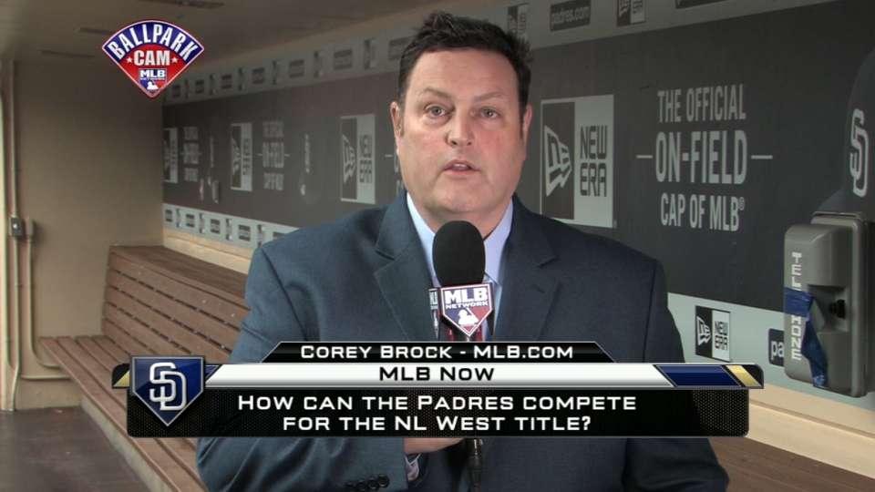Corey Brock on Padres' offseason