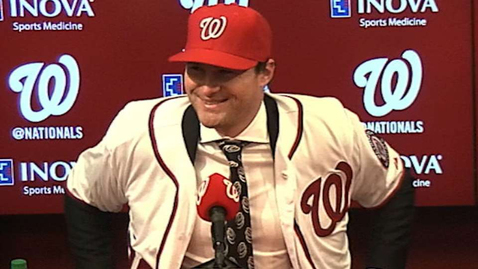 Murphy on Nats' talented lineup
