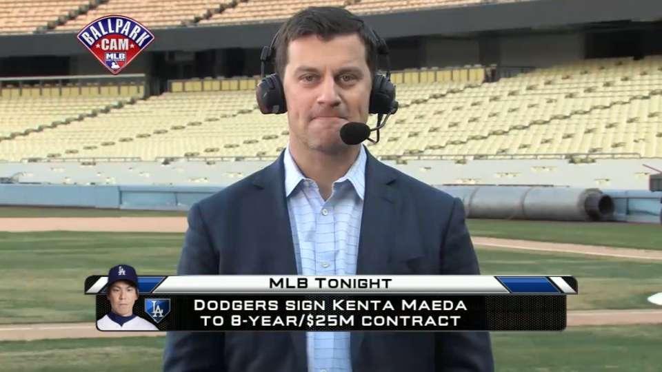 Friedman joins MLB Tonight
